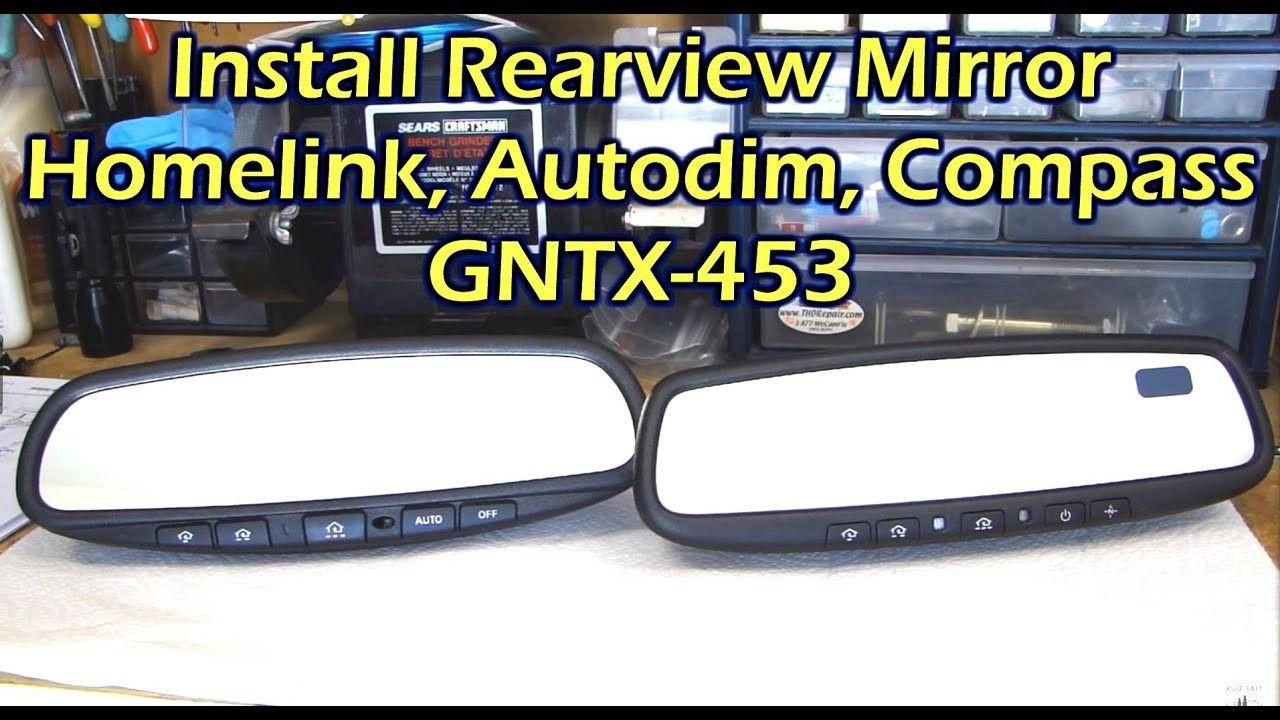 Gentex 313 Vs 453 In 2020 Mirror Painting Mirror Selfie Poses Rear View Mirror