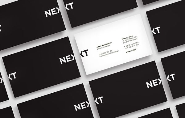 8 Great Uses Of Typography In Business Cards