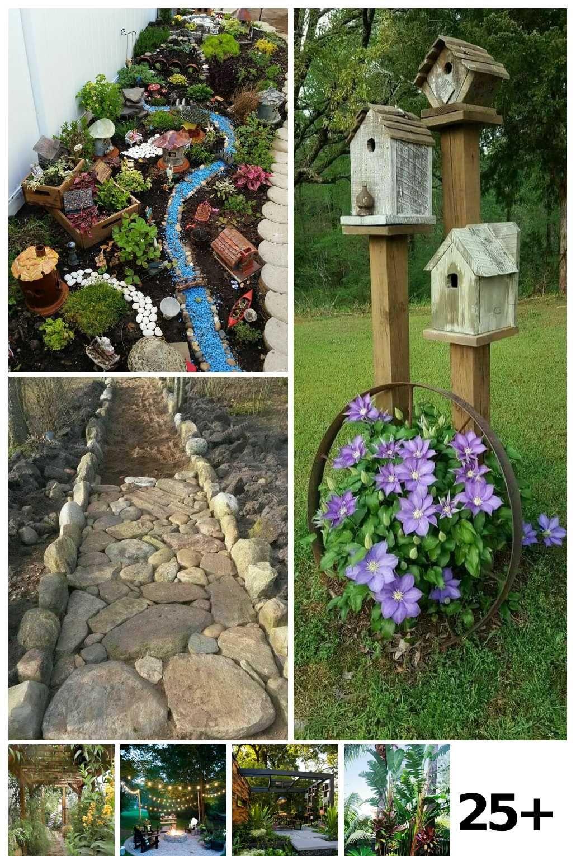Garden in 2020 | Outdoor garden decor, Vegetable garden ...