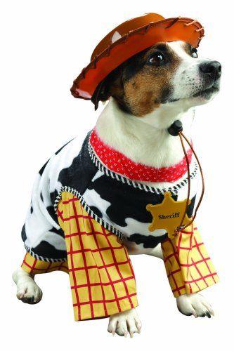 Woody Toy Story Halloween Pet Costume Medium Pet Advertisings