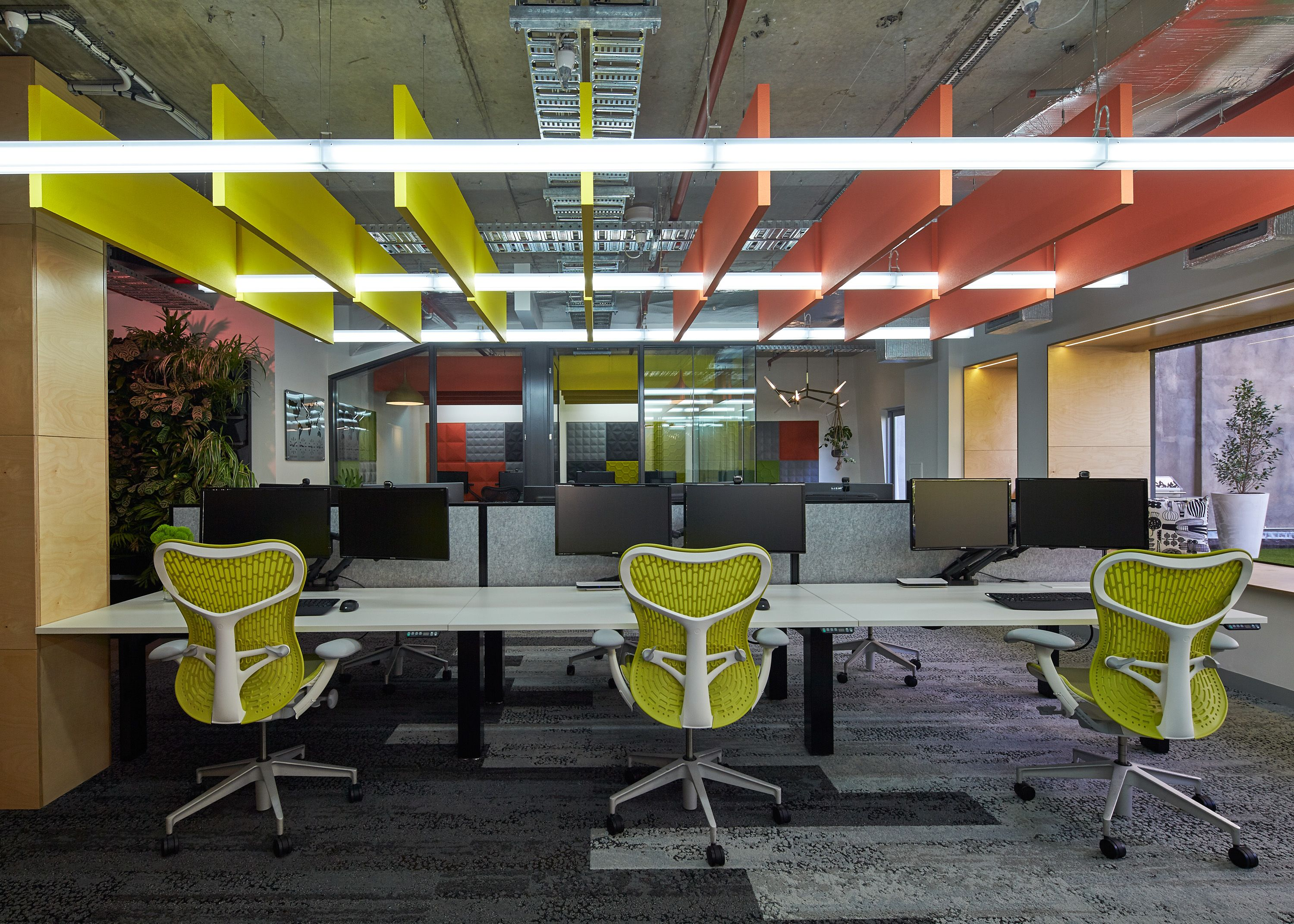 Emkc Innovation Hub Peterbennetts Xerrigroup Zenith Interiors Interior Workplace