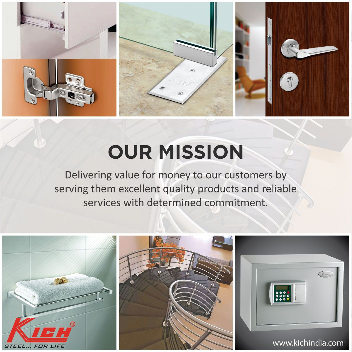 Kich Architectural Products Pvt. Ltd. is India\'s Leading ...