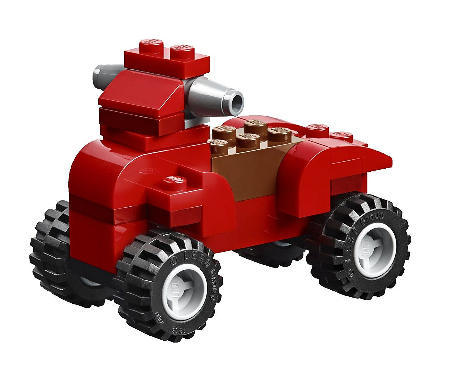 Lego Classic Car Instructions