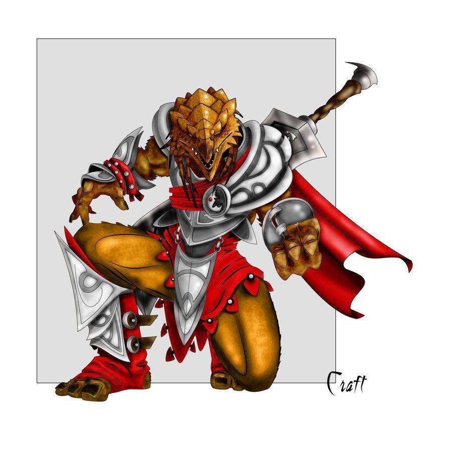 Dragonborn por grandanvil