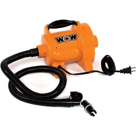 WOW 2.6 High Pressure Air Pump, Orange