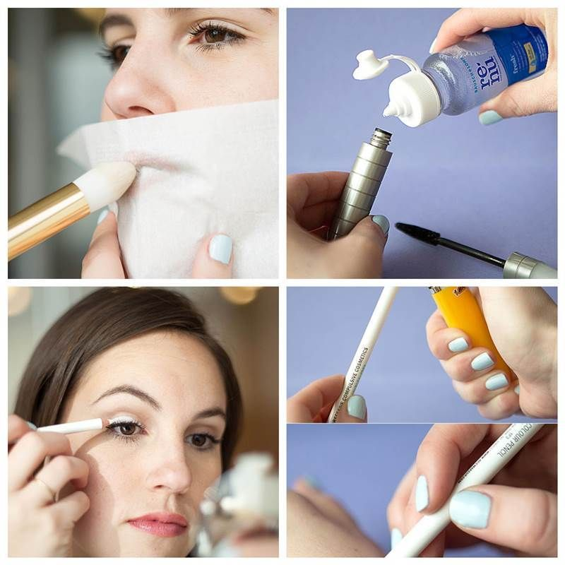 17 Life-changing Makeup Hacks Every Woman Needs to Know ...