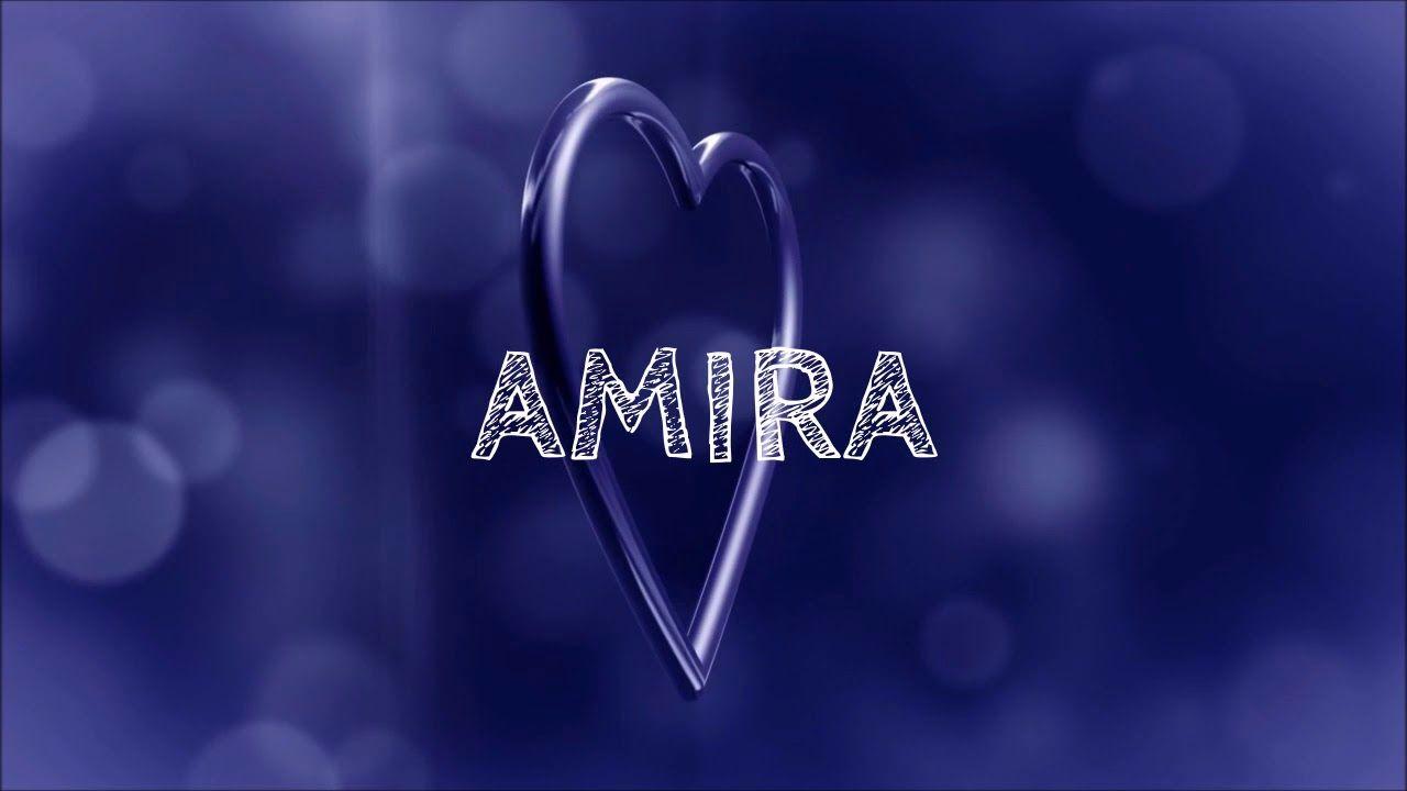 Happy Birthday Amira Youtube Happy Brithday Happy Birthday Me Happy Birthday