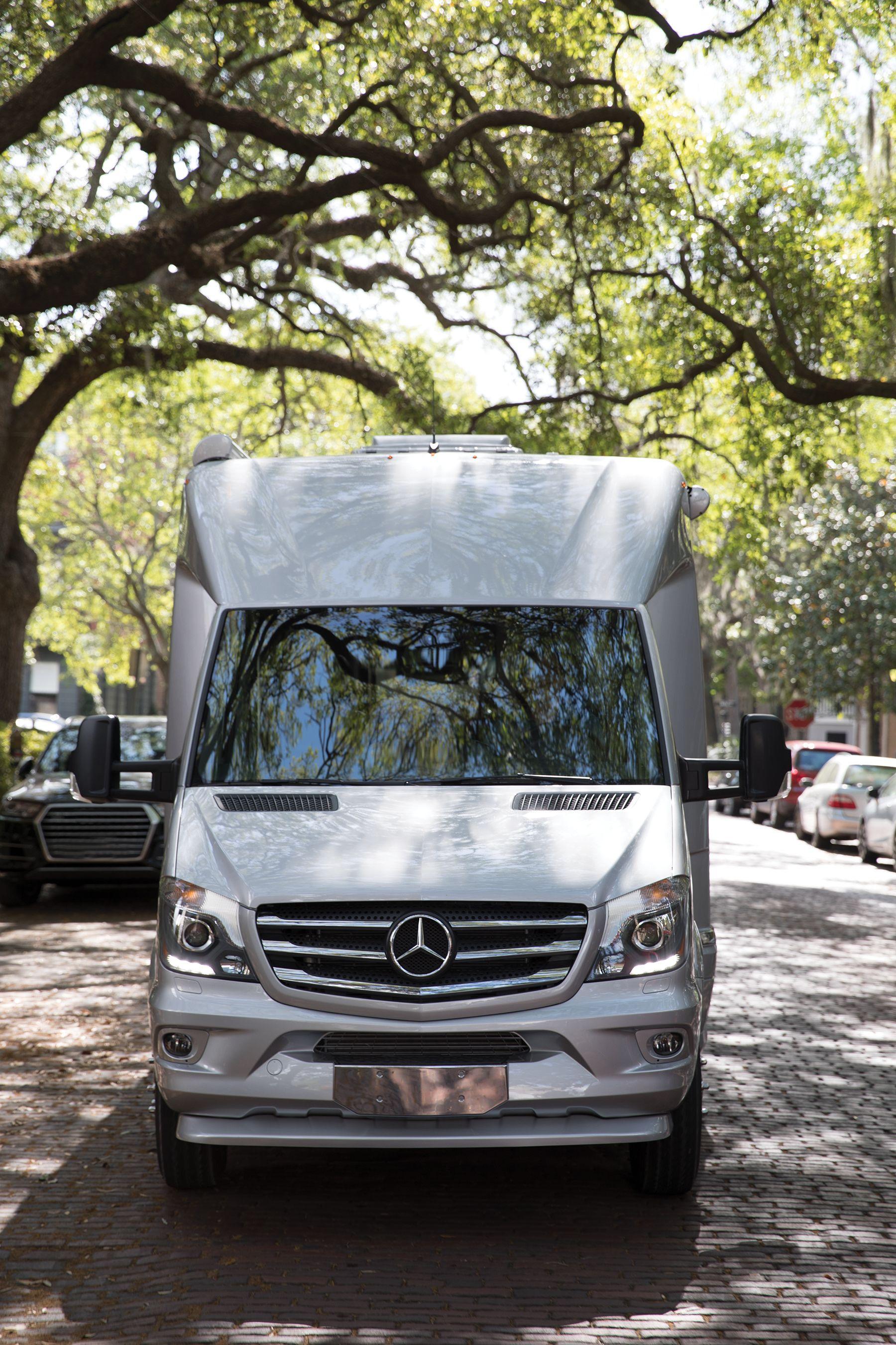 2020 airstream atlas touring luxury rv mercedes benz