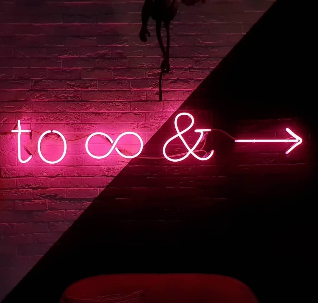 Pin By Yshanaquay Gambrell On Neon Signs Neon Quotes Neon