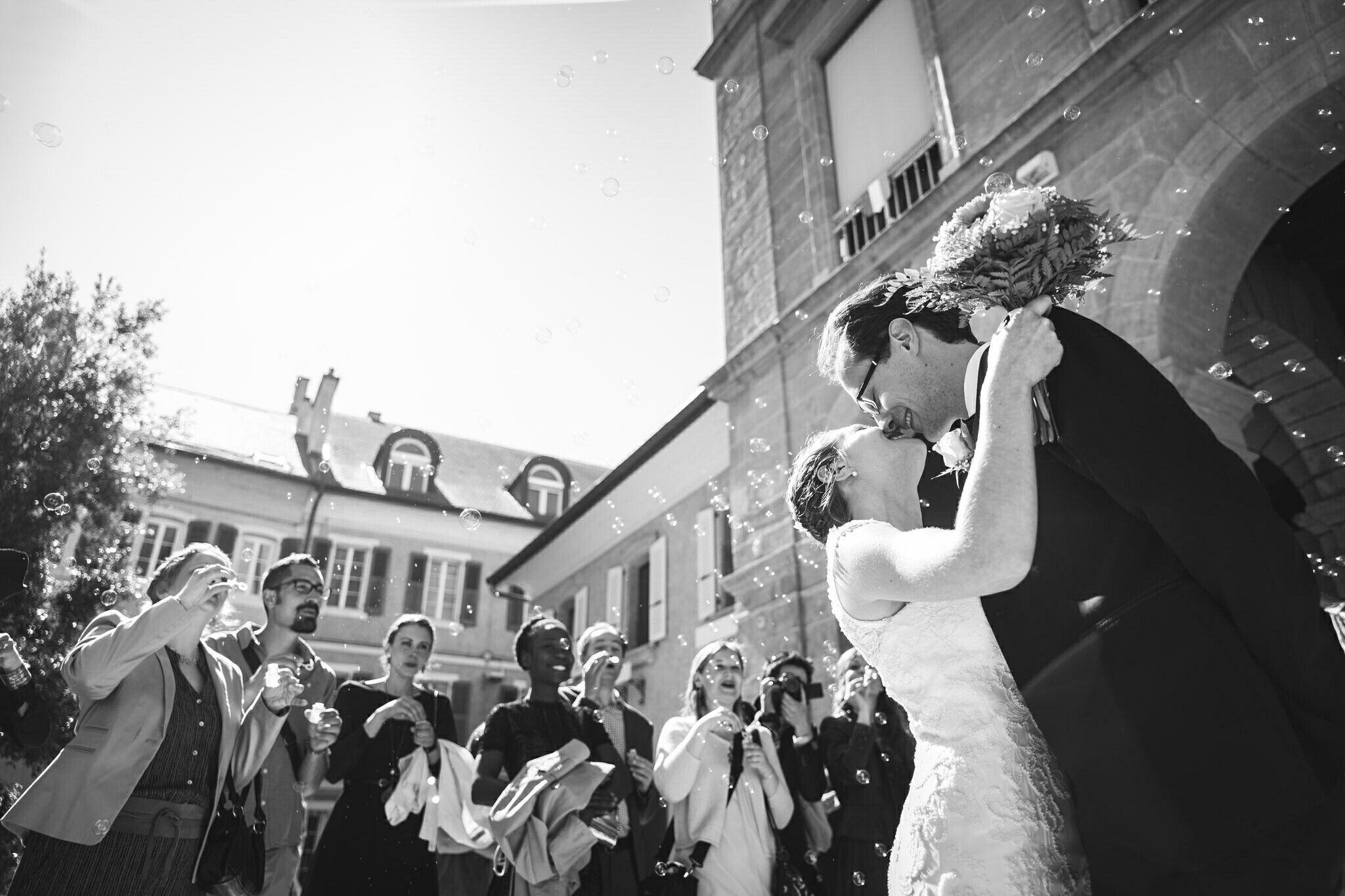 WEDDING IN FRANCE.