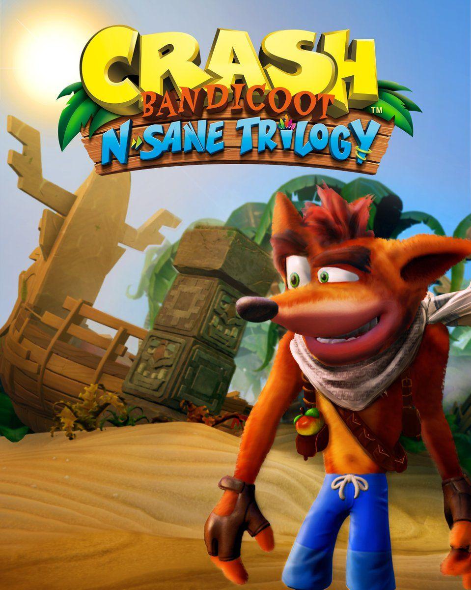 descargar juego de crash bandicoot para celular android gratis