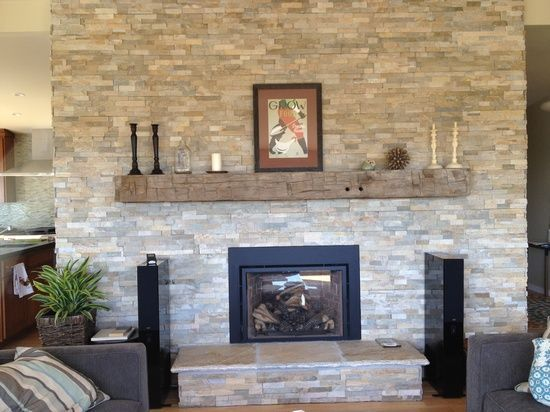 My Dream My Style Pinterest Reclaimed Wood Beams Wood Fireplace Wood Mantle