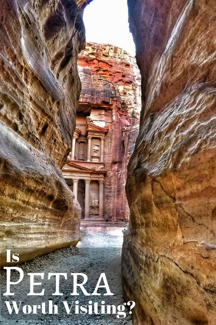 Here's Why Petra Is Worth Visiting Jordan travel, Travel
