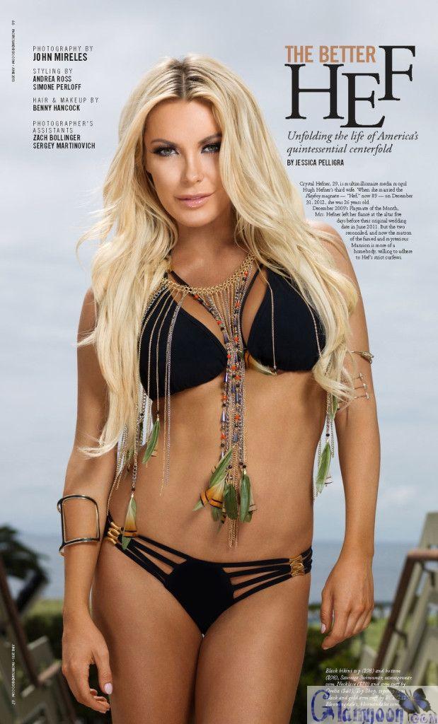 Wife Crystal In Bikini