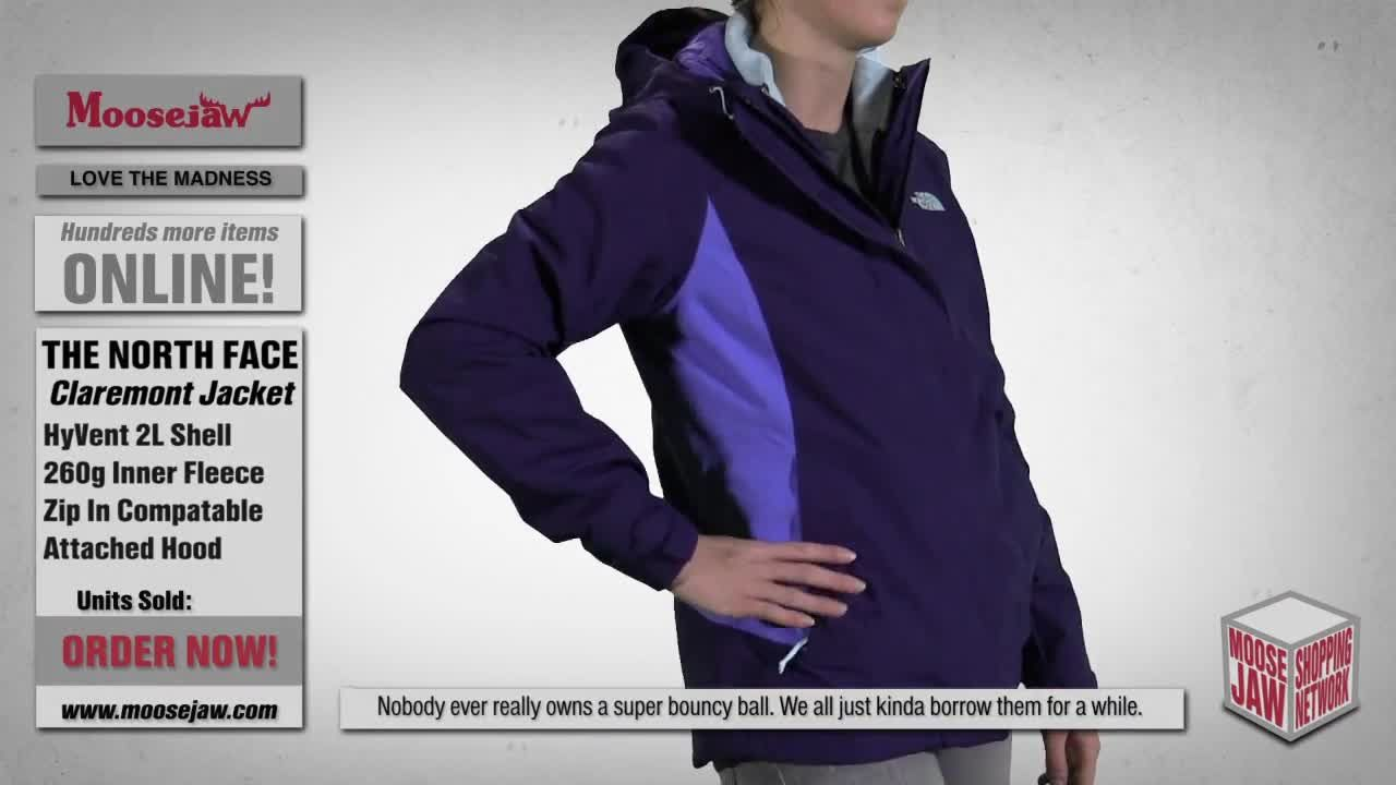006b52a05 The North Face Women's Claremont Triclimate Jacket - at Moosejaw.com ...