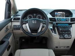 Honda Odyssey Van 2012
