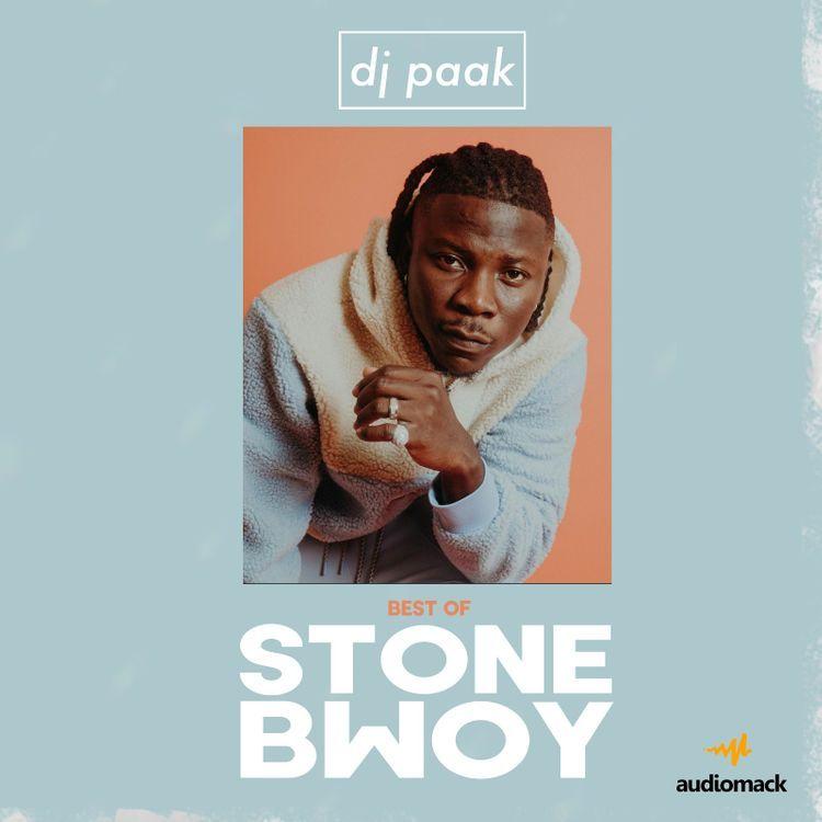 Dj Paak Best Of Stonebwoy Mixtape In 2021 Dj Mixtape Mixtape Dj
