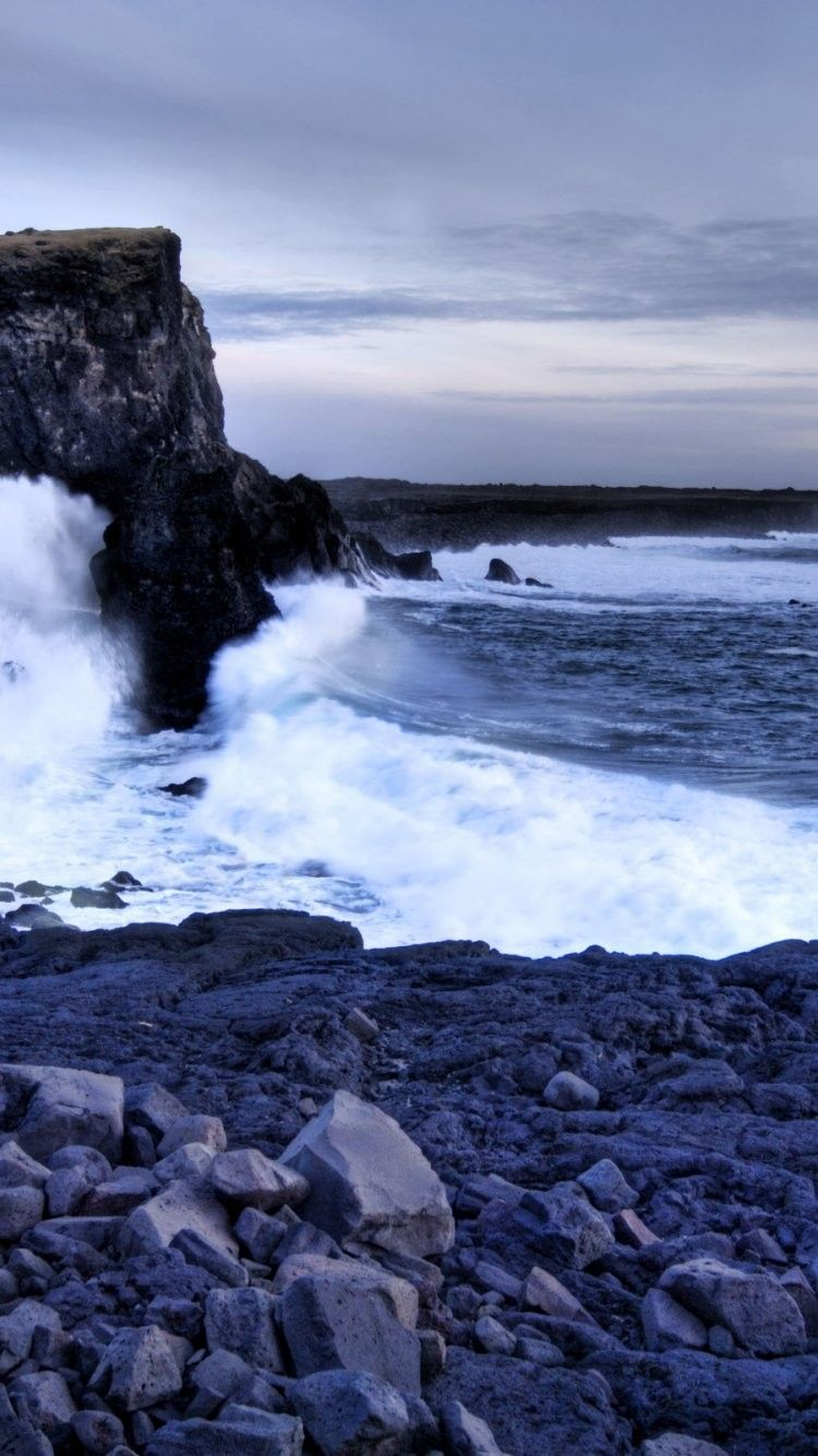 Iceland Beach iPhone 6 Wallpaper 36470 Beach iPhone 6