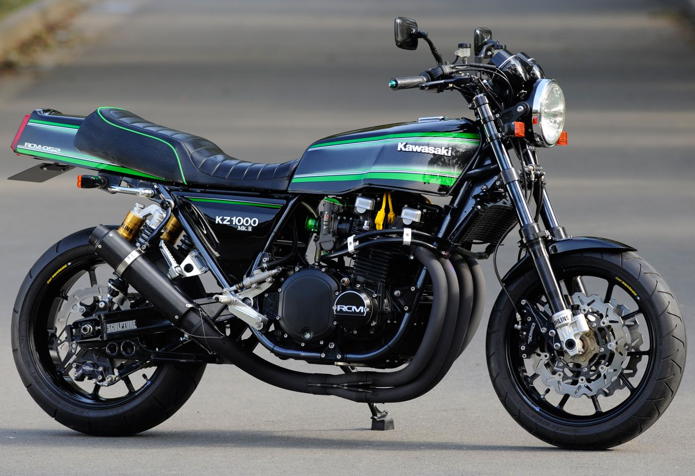Rcm 052 Remake Kz1000mk カワサキモーターサイクル 旧車バイク 川崎バイク