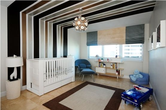 Hervorragend Wohnzimmer Streichen Ideen Streifen #1