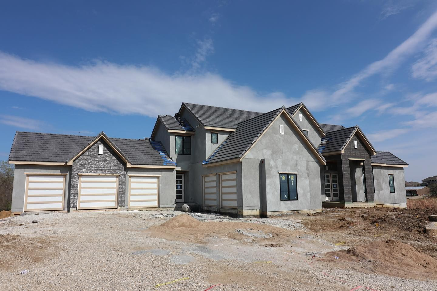 One Step Closer At Lot 46 In The Farm At Garnet Hill Quinnkc Quinnrealestate Quinndevelo In 2020 Overland Park Ks Real Estate Custom Home Builders