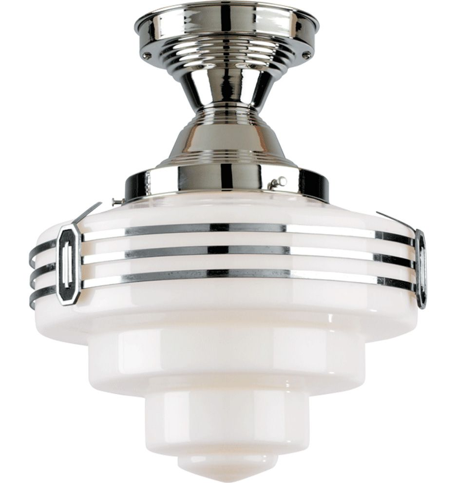 art deco bathroom    i always envisioned this light fixture in our kitchen above our cool old hoosier cabinet  i always envisioned this light fixture in our kitchen above our      rh   pinterest com