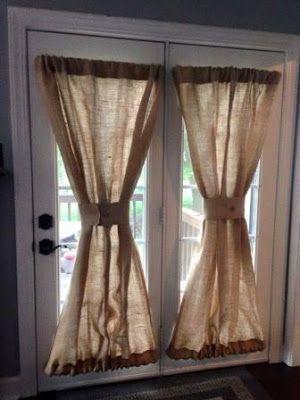Unas cortinas lindas podrían darle ese cambio que estás buscando