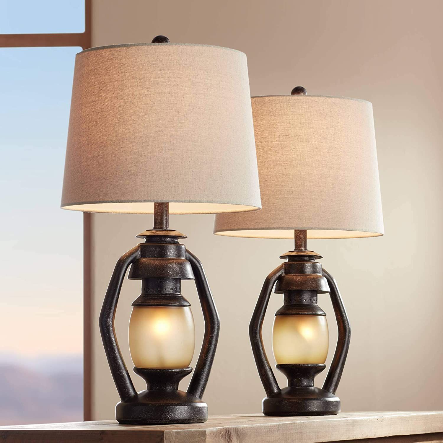 Coastal table lamps the nautical decor store in 2020