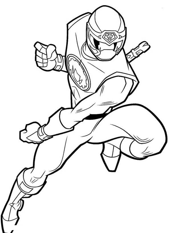 Power Rangers Ninja Storm Bare Hand Fighting Style Coloring Page Download Print Onl Power Rangers Coloring Pages Ninja Turtle Coloring Pages Coloring Pages