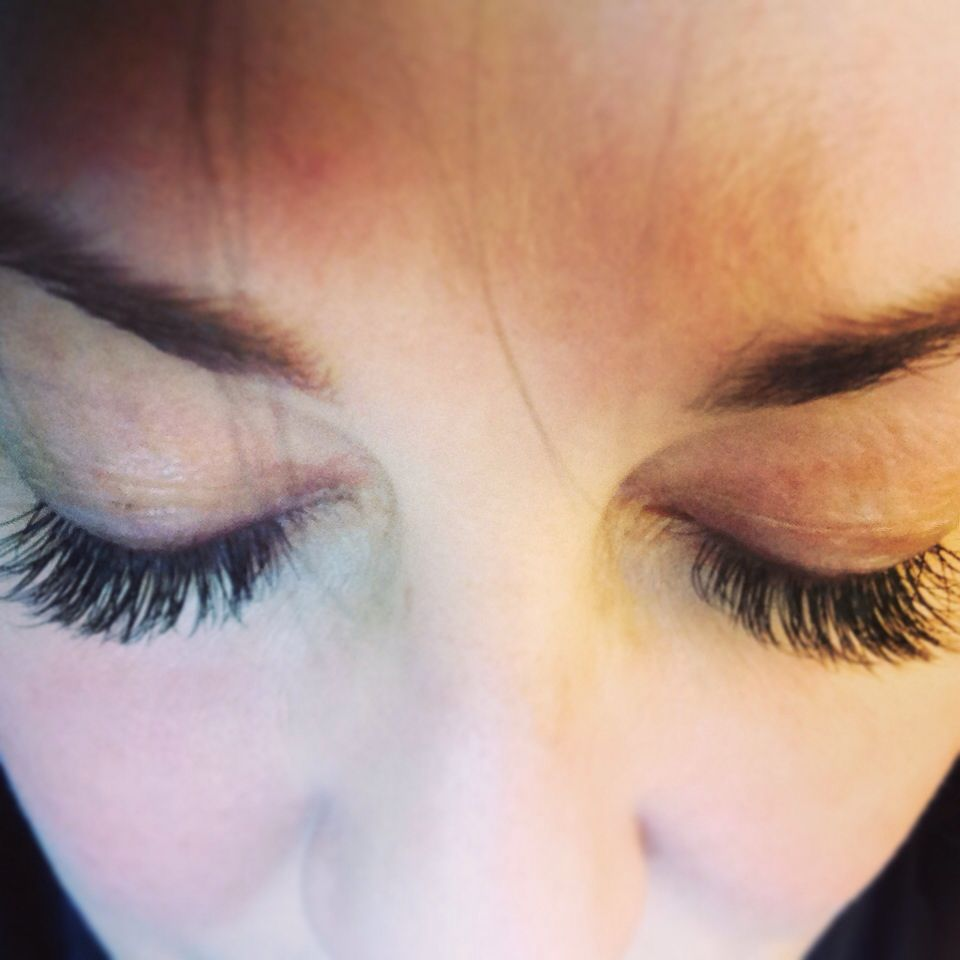 Love my lashes