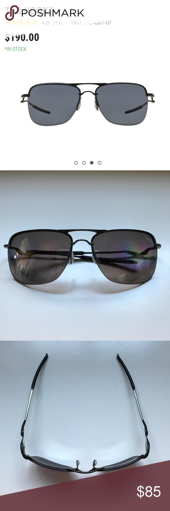 42b91e58a16 Oakley TailHook Polarized Sunglasses