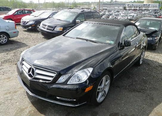 2013 Mercedes Benz E350 Vin Wddkk5kf0df208003 Mercedes Benz
