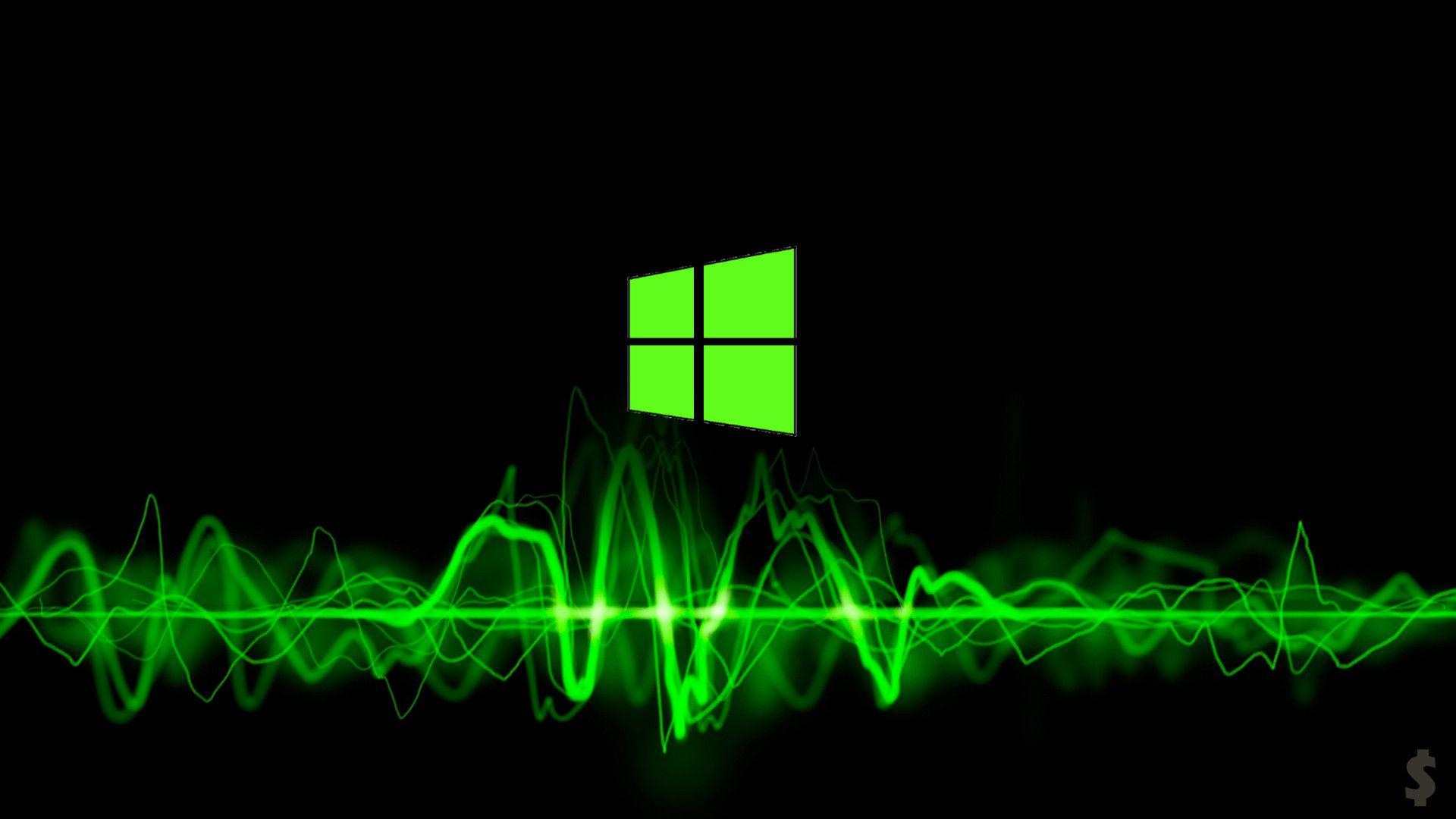 Res 1920x1080 Best Green Windows 10 Wallpaper Hd 19329 Wallpaper Download Hd Neon Wallpaper Phone Wallpaper Images Green Wallpaper Phone