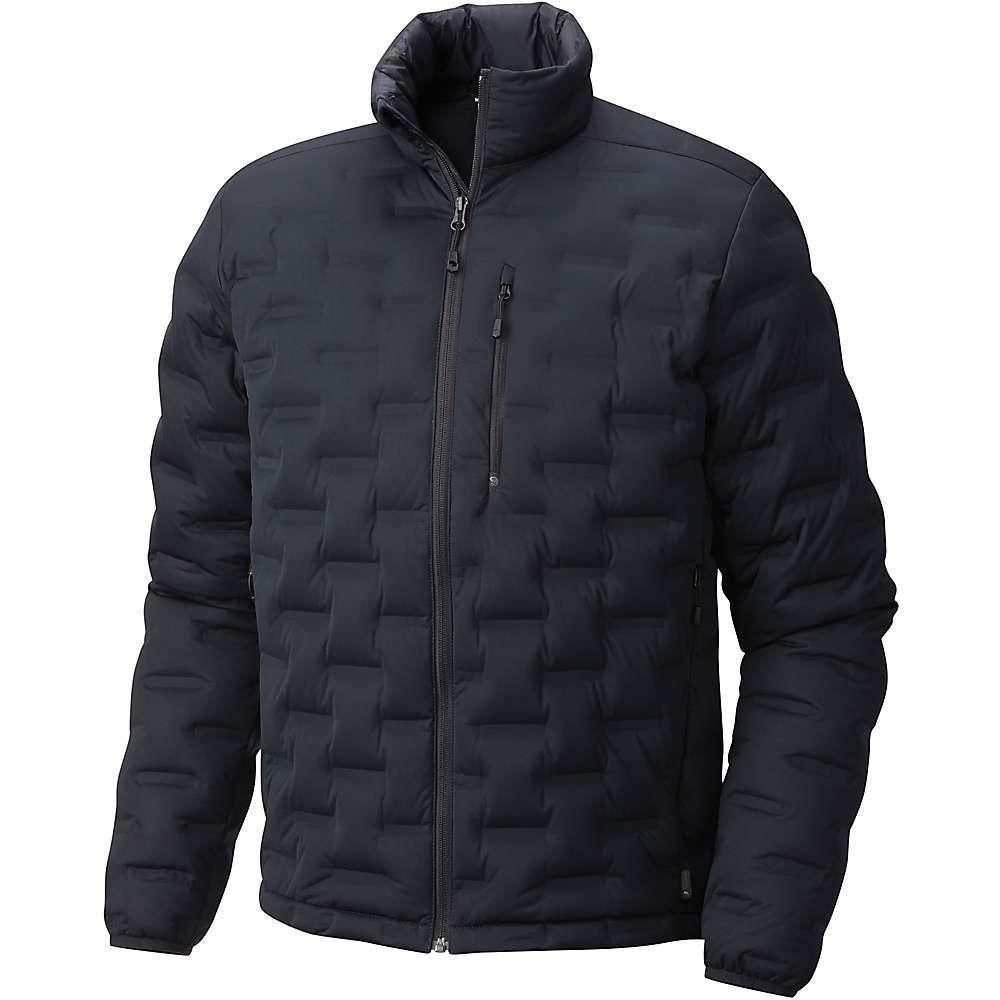 Mountain Hardwear Men's StretchDown DS Jacket | Coat in 2019
