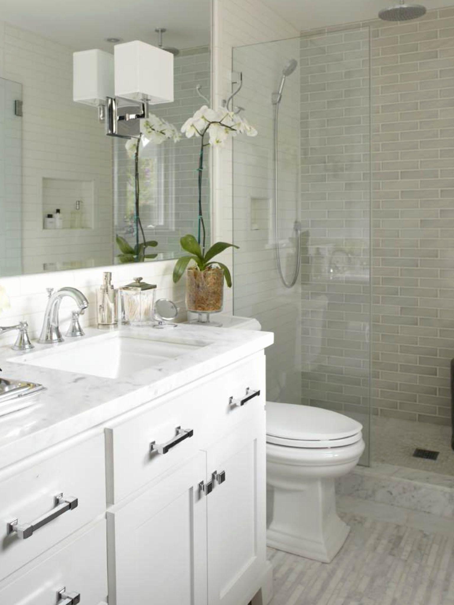 Houzz Bathroom Tile Ideas Elegant Houzz Rectangle Tiles Bathroom Ideas Pinterest In 2020 Bathroom Design Small Modern Bathroom Design Small Small Bathroom With Shower
