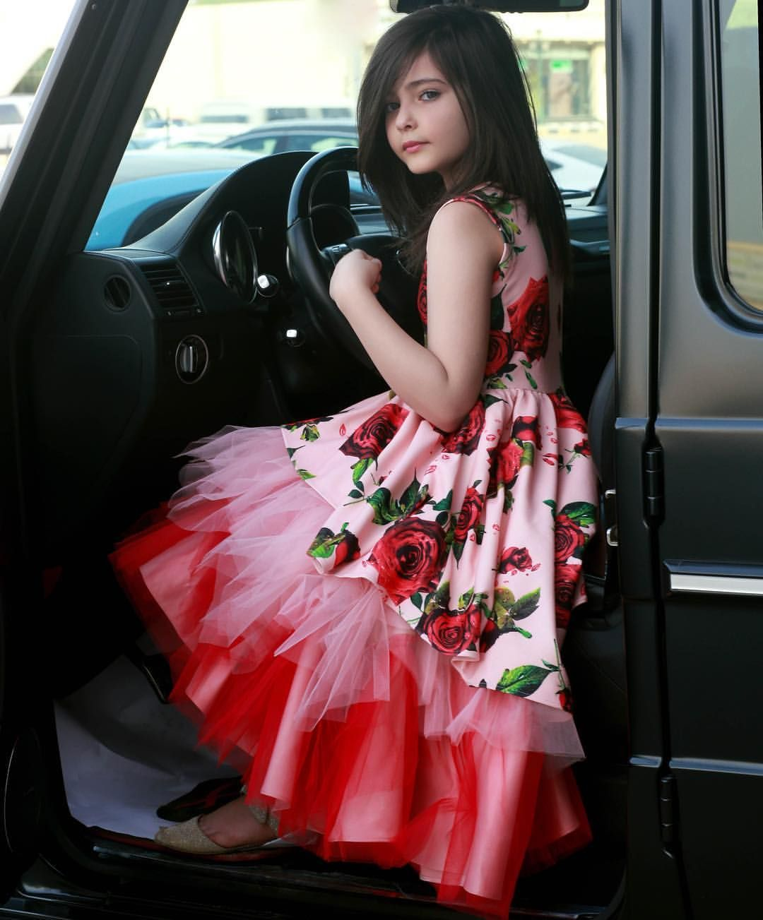 Pin By Omid Kalantary On بنات العرب Cute Little Baby Girl Dresses Kids Girl Cute Baby Girl Images