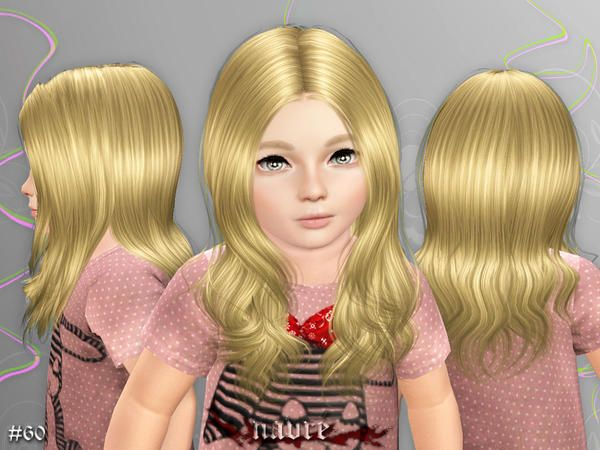 Sims 3 Hair Toddler Updated Sims 3 Cc Pinterest Sims 3