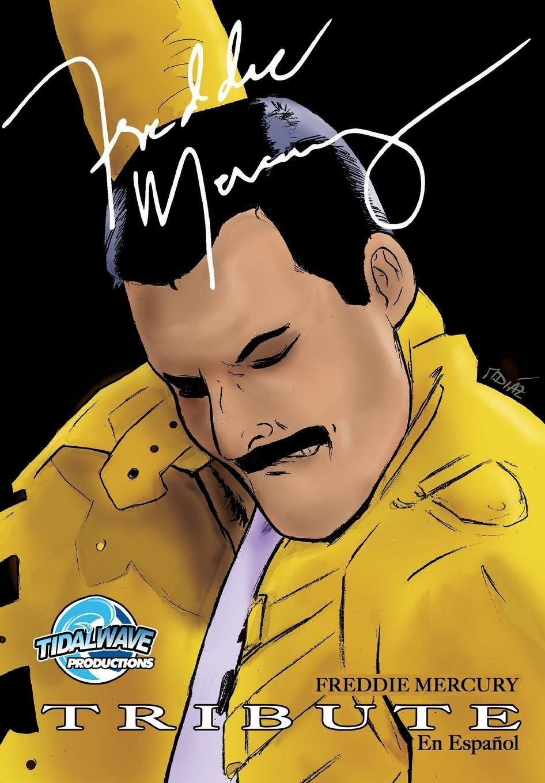 Freddie Mercury Una biograf¨ªa (Random C¨®mics) Amazon