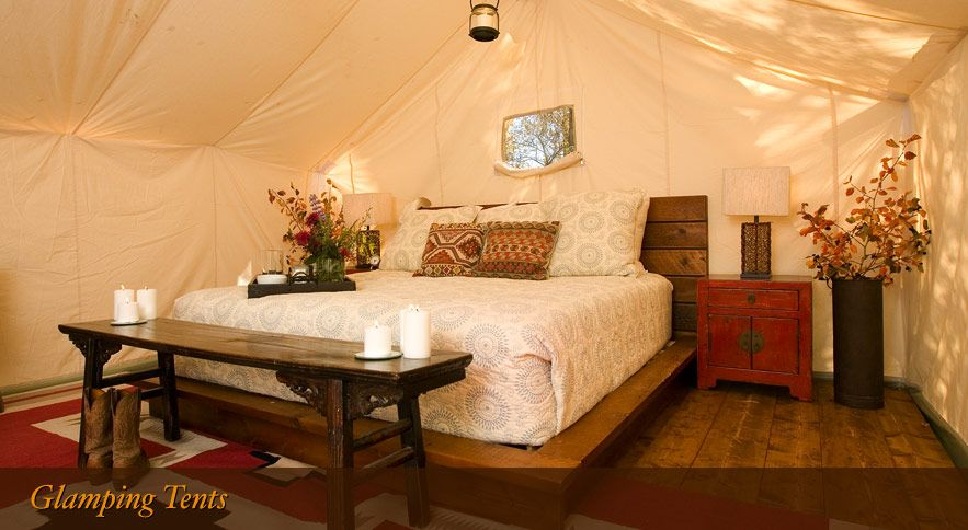 31 Best Glamping Holiday Sites in the World Dream house