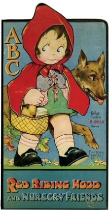 ABC RED RIDING HOOD AND NURSERY FRIENDS