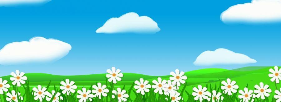 Gambar Bahan Vektor Latar Belakang Padang Rumput Langit Biru Dan Awan Putih Langit Biru Awan Putih Latar Belakang Poster Latar Belakang Untuk Muat Turun Perc ท องฟ า คร