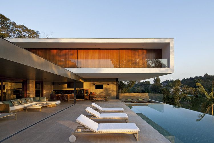 Casa PV / Sérgio Sampaio Arquitetura + Planejamento | ArchDaily Brasil