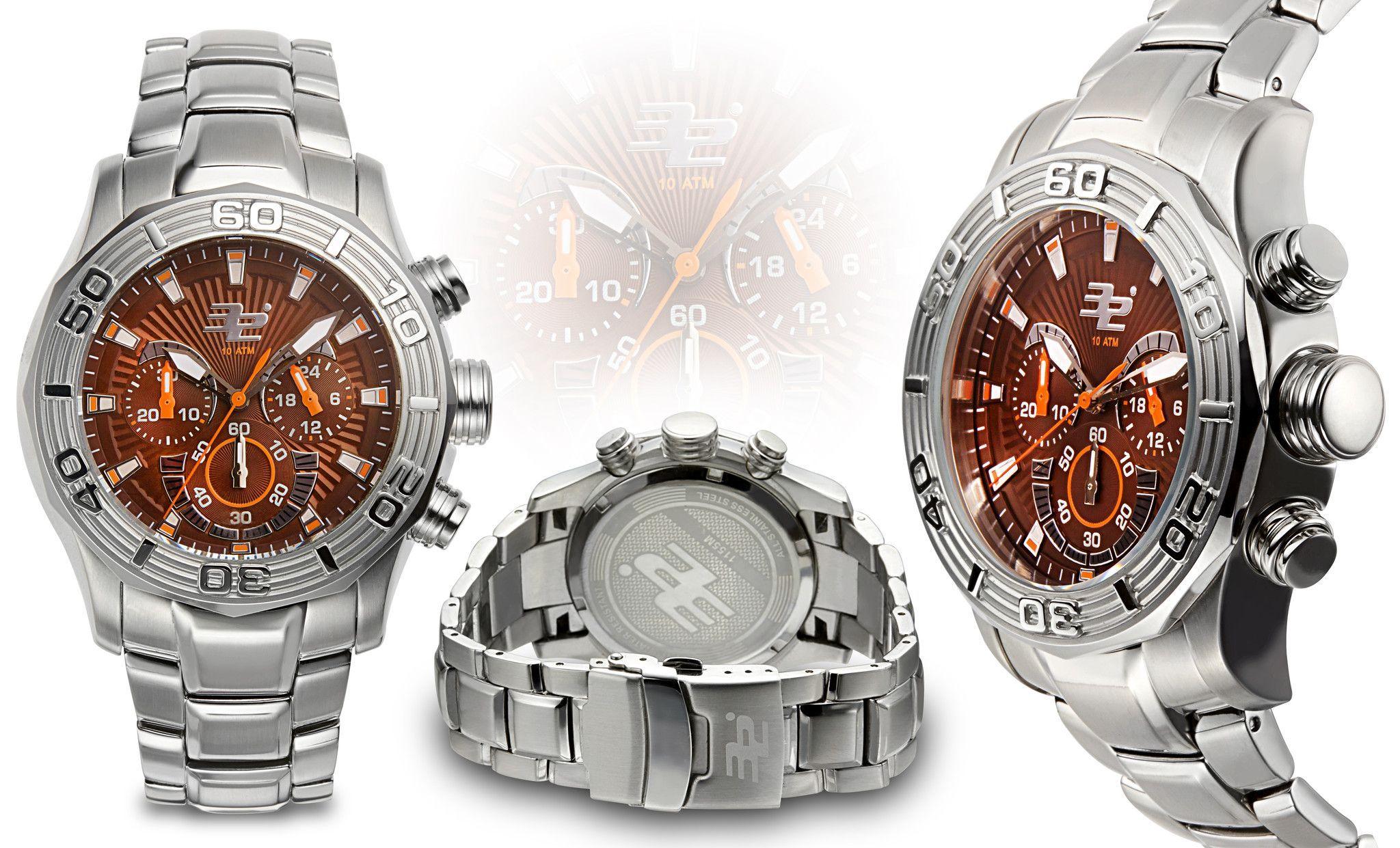 32 Degrees Chronograph Polar Mens Watch