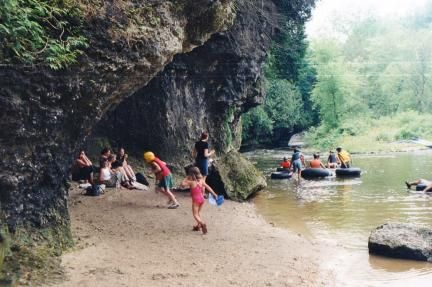 Water tubing at Elora Gorge (With images) | Water tube, Day trips ...