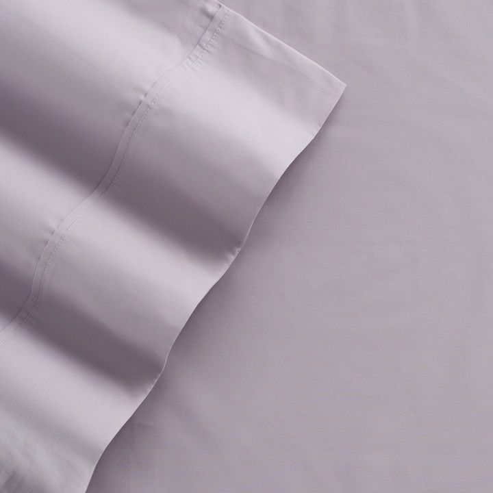 Columbia 300 Thread Count Cotton Percale Sheet Set