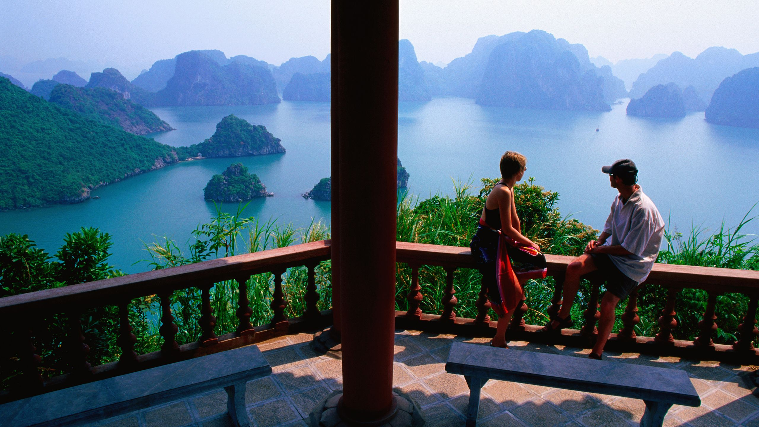 30 of the world's best romantic vacation destinations