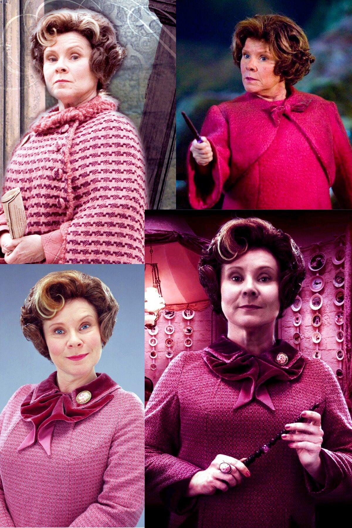 Dolores Umbridge Harry Potter Actors Delores Umbridge Dolores Umbridge