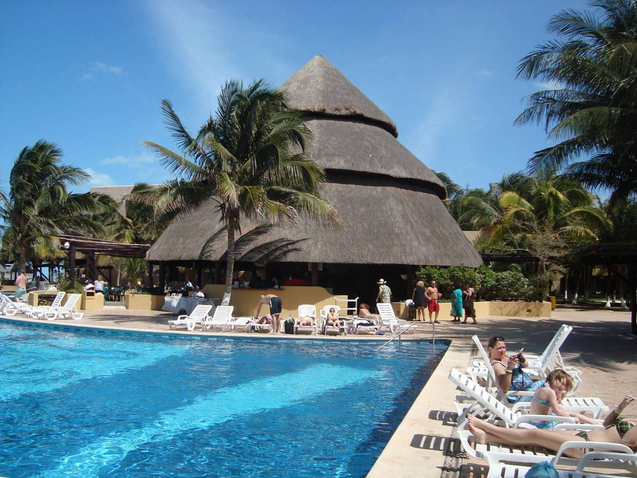 Reef Club Beach Resort Progreso Mexico The Best Beaches In World