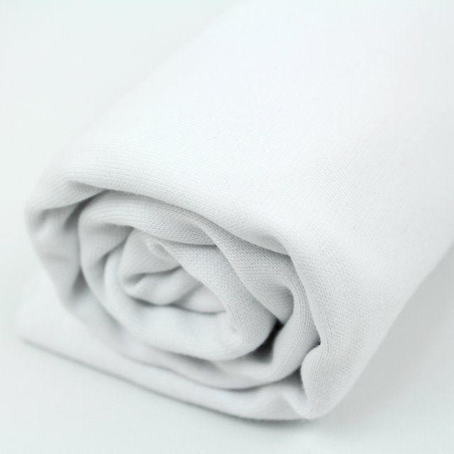 Boordstof Wit- BIO | Kiwi Fabrics
