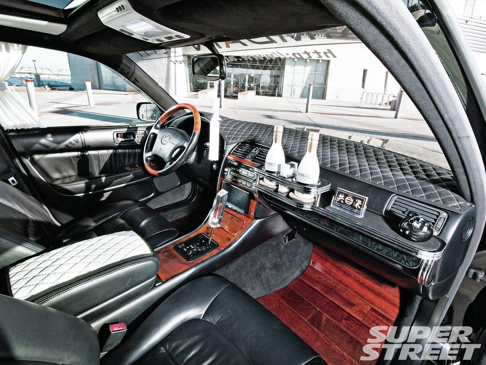 lexus ls400 vip interior - Google Search | vip car stuff ...